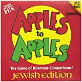 : Jewish Educational Toys Apples To Apples Jewish Edition