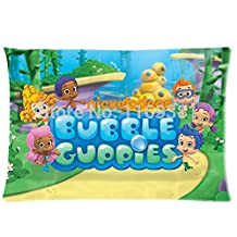 Beautiful Bubble Guppies Rectangle Pillow Cases 20x30 (one side)