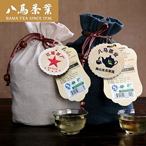 252g2 Bama tea Anxi Tieguanyin tea Original ecological cotton sacks 清香浓香组合茶叶 by Yichang Yaxian Food LTD.