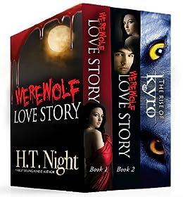 Entwined Werewolf Saga: First Three Novels by [Night, H.T.]