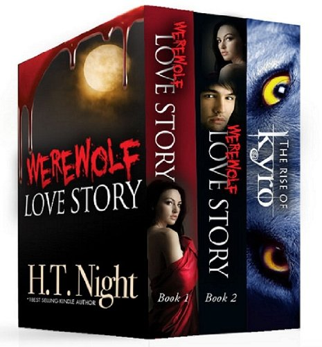 Kindle Daily Deal: Just 99 Cents For The Werewolf Love Story Box Set