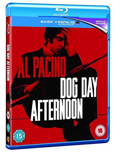 Dog Day Afternoon - 40th Anniversary Edition [Blu-ray]