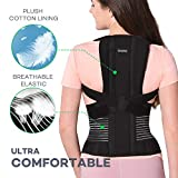 Omples Posture Corrector for Women and Men Back