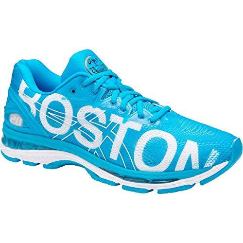 ASICS Gel-Nimbus 20 Boston Men s Running Shoe, Boston 2018 Blue, 12 M US