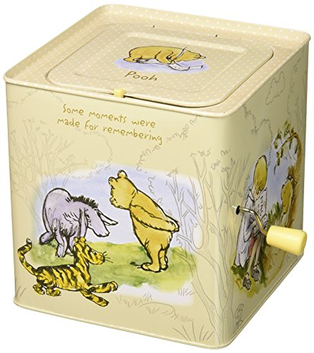 Disney Classic Pooh Jack in The Box