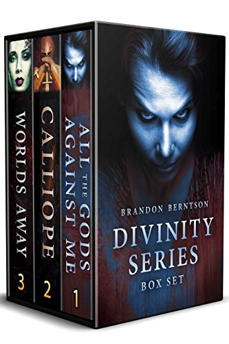 #freebooks – The Divinity Series Box set is free on Amazon, the complete trilogy of darkness to light!