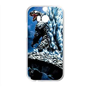 Wonderful Godzilla Cell Phone Case for HTC One M8