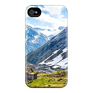 Slim Fit Tpu Protector Shock Absorbent Bumper Norway Summer Case For Iphone 5/5s
