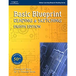 Basic Blueprint Reading and Sketching (Delmar Learning Blueprint Reading)