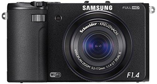 Samsung EX2F 12-megapixel Digital Camera with Built-in Wi...