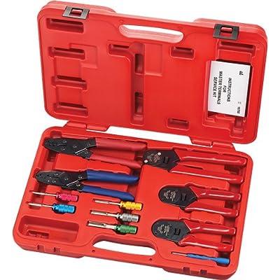Tool Aid 18700 Master Terminal Tool Kit: Automotive