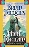 High Rhulain, Brian Jacques, 0441014364
