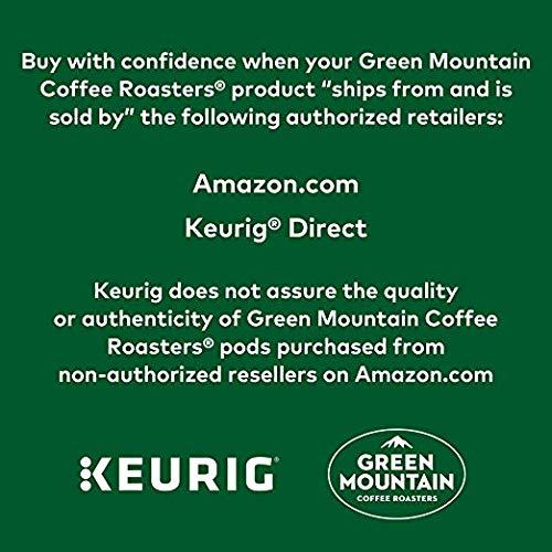 Green Mountain Coffee Roasters Hazelnut Decaf Keurig Single-Serve K-Cup Pods, Light Roast Coffee, 72 Count (6 Boxes of 12 Pods) by Green Mountain Coffee Roasters (Image #3)