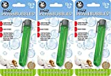 Bulk Buy: Pet Qwerks (3-Pack) Kitty IncrediBubbles BUB2