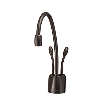 InSinkErator F HC1100CRB Indulge Contemporary Hot And Cool Water Dispenser  Faucet, Classic Oil Rubbed