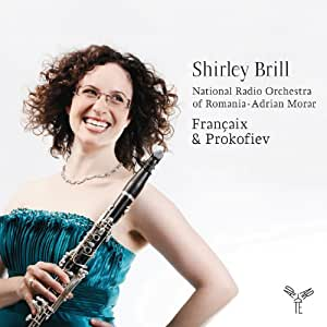 Francaix: Clarinet Concerto, Theme and Variations