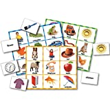 The Learning Journey Match It! Bingo, Picture Word