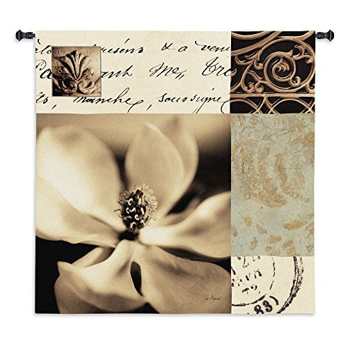 Magnolia Montage - Fine Art Tapestries Magnolia Montage Wall Tapestry, Small by Fine Art Tapestries