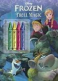 Troll Magic (Disney Frozen) (Color Plus Chunky Crayons)