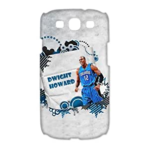 Custom Dwight Howard Hard Back Cover Case for Samsung Galaxy S3 CL1113 by runtopwell