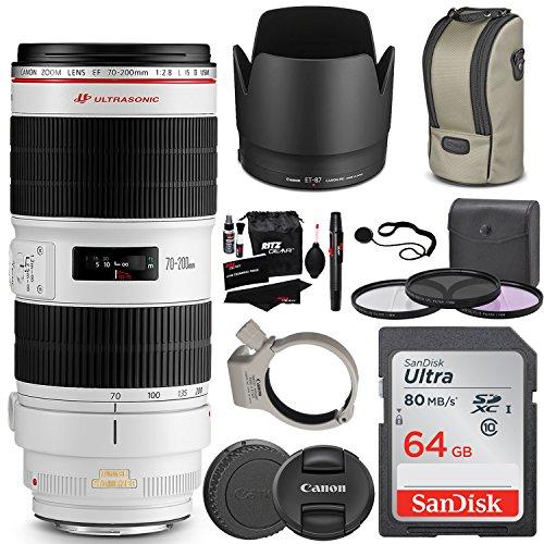 Zoom Lens Package - 7