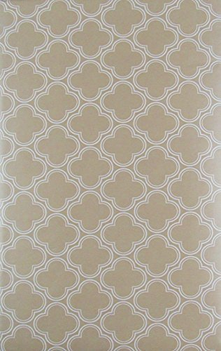 Tablecloth Vinyl Printed 60 Inches Round - 2