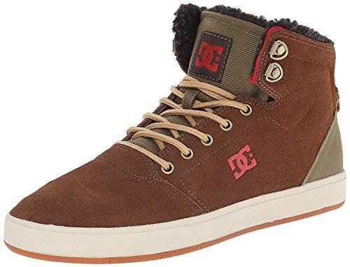 40 D Eu m 6 Uk Mens Crisis Dc 5 Chocolate High green Skate Shoe Wnt zP8Zq