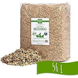 Small Pet Select Natural Paper Bedding, 56 L