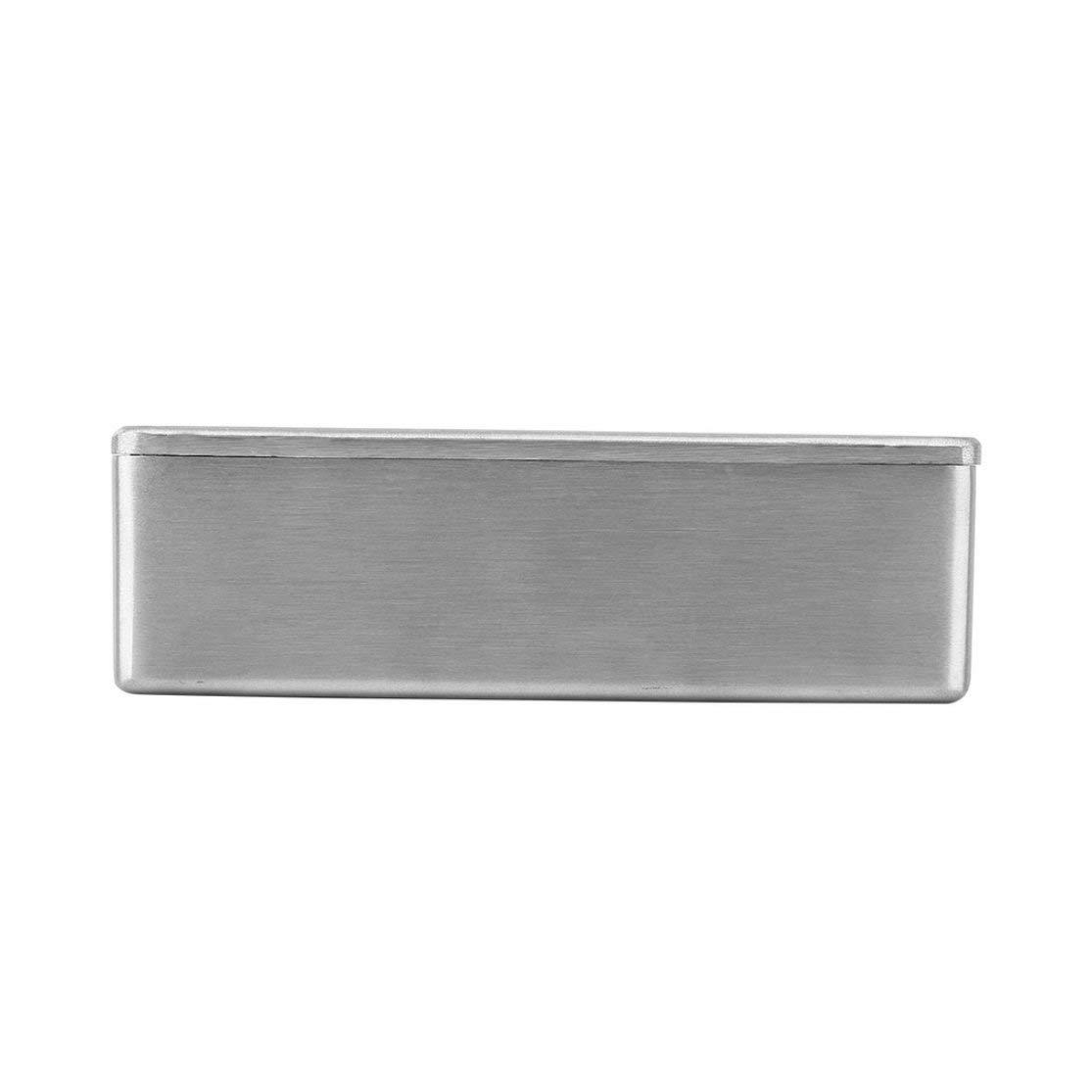 LouiseEvel215 I pi/ù Venduti 1590B Effetti di Stile Pedale in Alluminio Stomp Box per Custodia per Chitarra Custodia per Strumenti di archiviazione ARE4 Disponibile