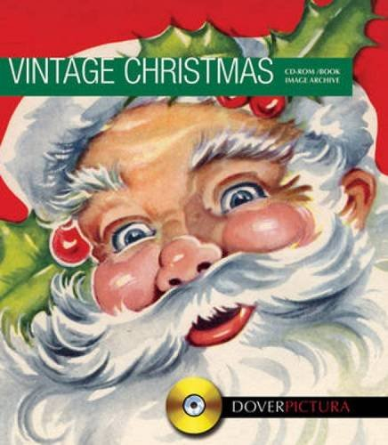 Vintage Christmas (Dover Pictura Electronic Clip ()