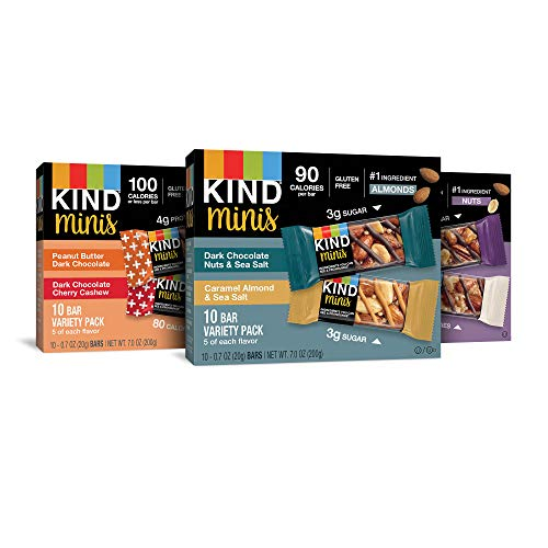 KIND Bar Mini's, Variety Pack