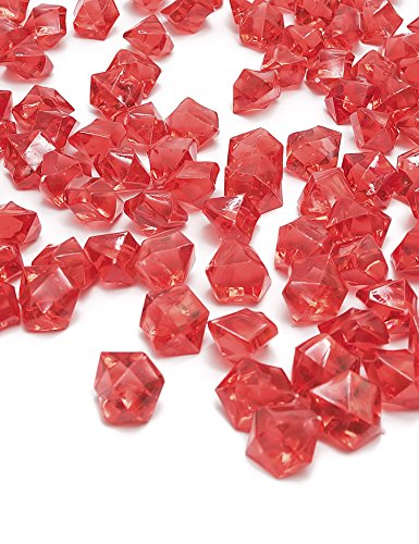 domestar-acrylic-ice-cubes-crystals-gems-vase-fillers-150-pcs-red-best-ideal-christmas-gift