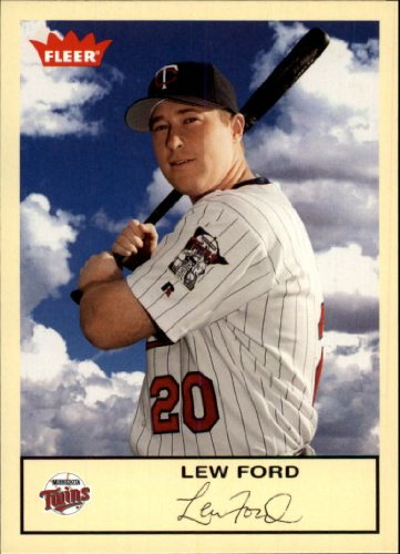 2005 Fleer Tradition Baseball Card #259 Lew Ford from Fleer Tradition Baseball Card