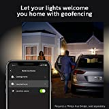 Philips Hue Inara White Outdoor Lantern