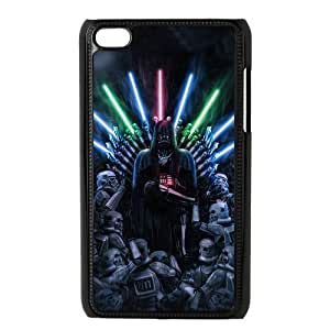 Custom Star Wars Phone Case Cover Protection for ipod touch 4 4th 4g Plastic