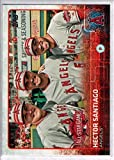 Baseball MLB 2015 Topps Update #US307 Hector Santiago Angels