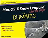 Mac OS X Snow Leopard Just the Steps for Dummies, Keith Underdahl, 0470462701