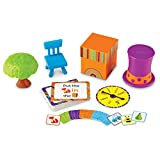 (US) Learning Resources Fox in the Box Positional Words Activity Set