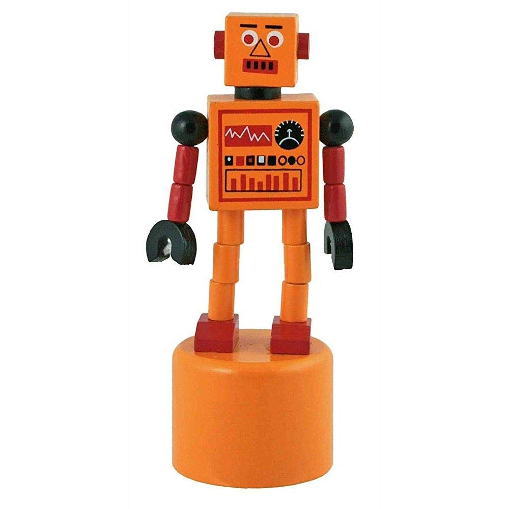 Robot Ringer Push Puppets by Streamline ATY135