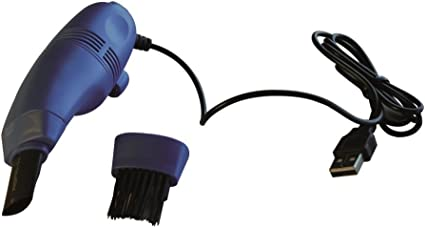 Waytex 12615 - Aspirador USB para Teclado, Color Aleatorio: Amazon ...