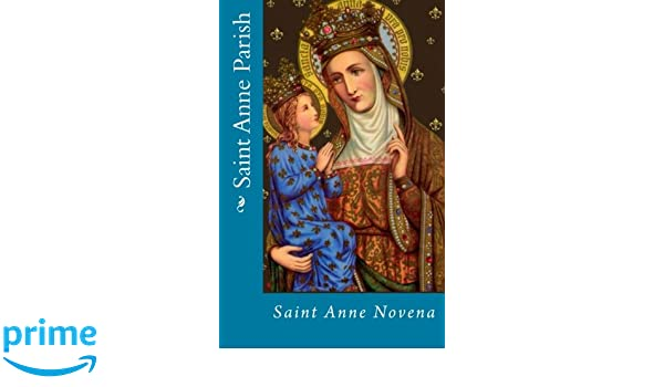St anne novena stories