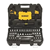 DEWALT Mechanics Tools Kit and Socket Set, 118-Piece (DWMT73801)