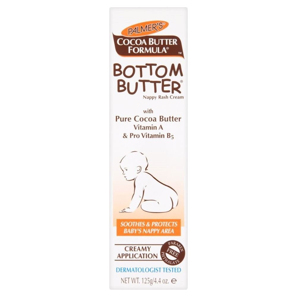 Beurre de Cacao Formule Beurre Bottom Palmer (125g) - Paquet de 6
