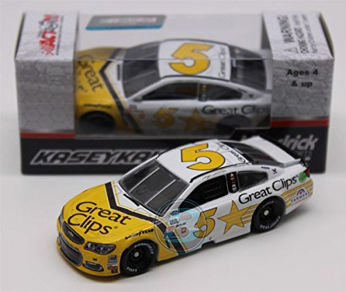 Lionel Racing Kasey Kahne 2017 Darlington Throwback Great Clips NASCAR Diecast 1:64 Scale ()