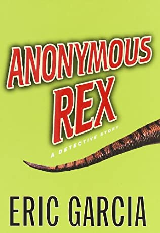 book cover of Anonymous Rex