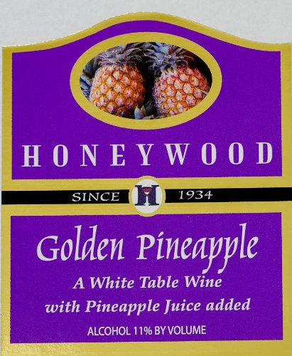 Honeywood Winery Golden Pineapple