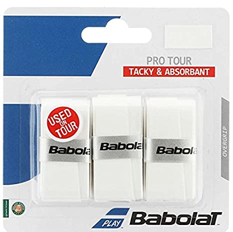 Babolat Pro Tour Overgrip in Black 653037