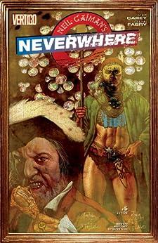 Amazon.com: Neil Gaiman's Neverwhere #5 eBook: Mike Carey, Glenn Fabry: Kindle Store