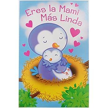 Amazon.com: Eres la Mami mas linda – Feliz cumpleanos ...