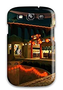 Hot New Fashion Premium Tpu Case Cover For Galaxy S3 - League Of Legends